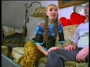 Домашнее русское порно: дед с внучкой